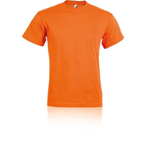 T-shirt girocollo 140 gr.
