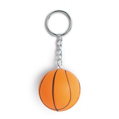 """Porta chiavi """"pallina da basket"""""""
