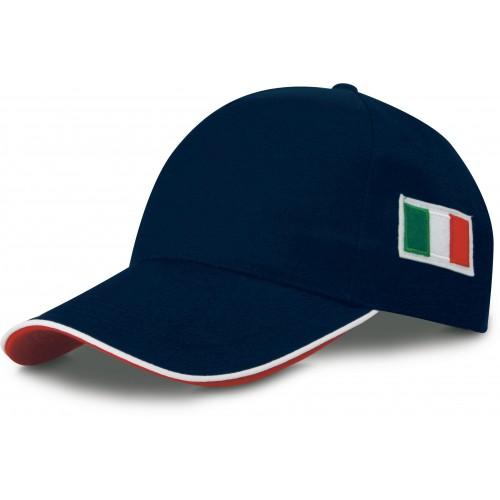 Cappellino 5 pannelli