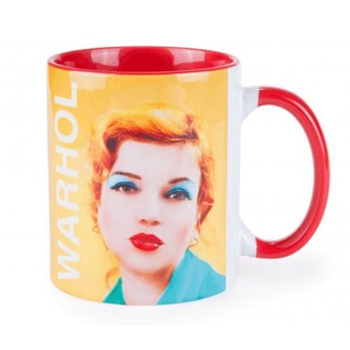 Mug in ceramica bicolore