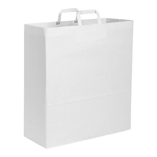 Shopper bianco 48x45x15