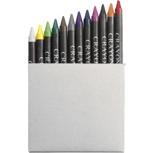 Set 12 colori a cera