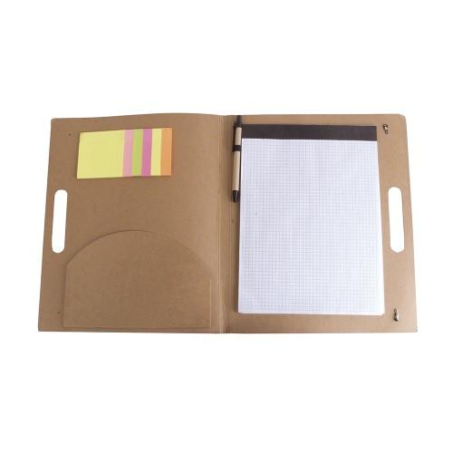Cartelletta portablocco in cartoncino