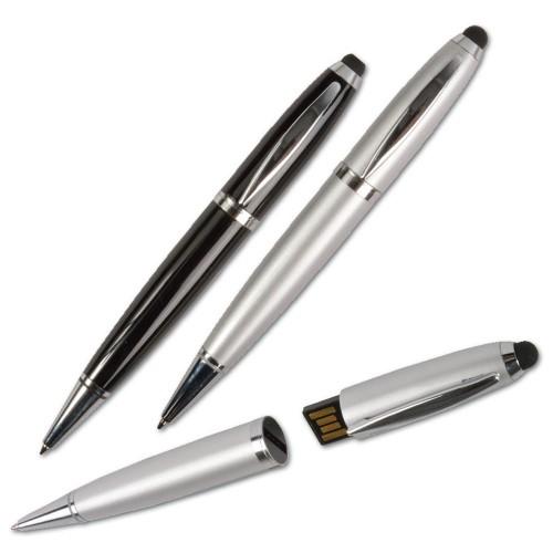Penna con Chiavetta USB e puntatore touch
