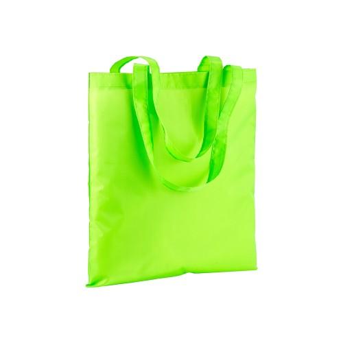 Shopper in poliestere fluo