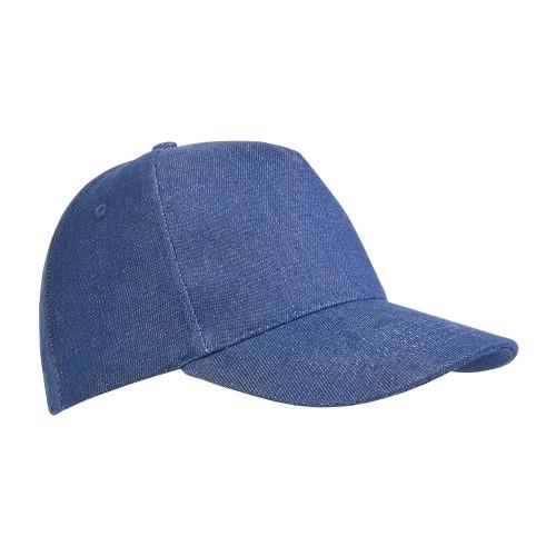 Cappellino jeans