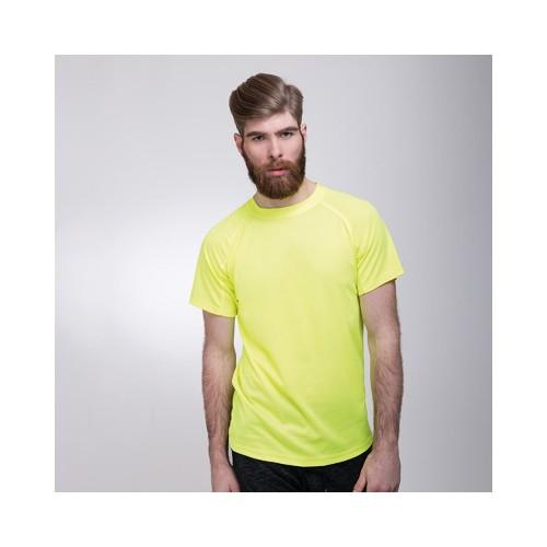 T-shirt adulto tessuto mesh