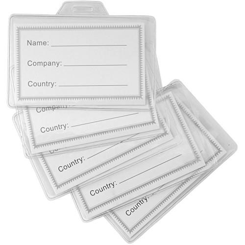 Porta badge in pvc