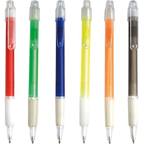 Penna in plastica
