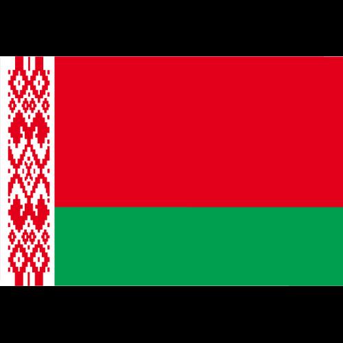 Bandiera BIELORUSSIA in poliestere nautico