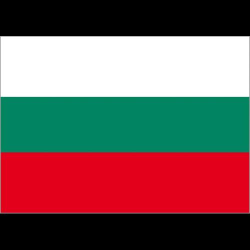 Bandiera BULGARIA in poliestere nautico