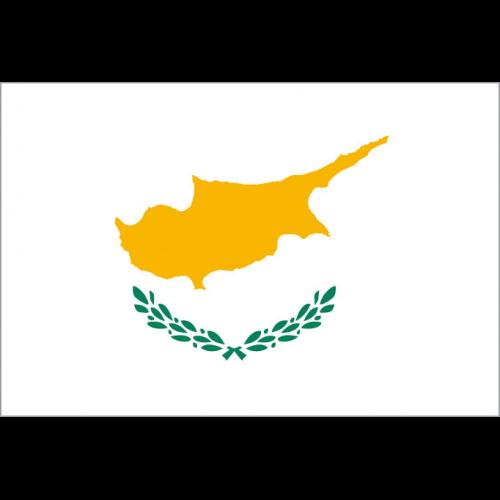Bandiera CIPRO in poliestere nautico