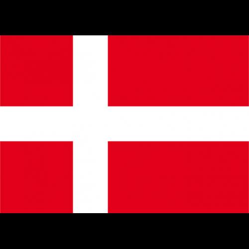 Bandiera DANIMARCA in poliestere nautico