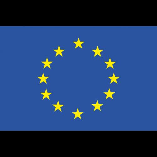Bandiera EUROPA in poliestere nautico