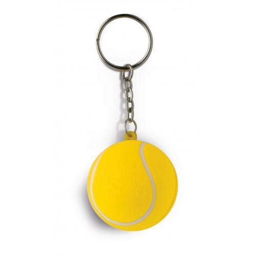 "Porta chiavi ""pallina da tennis"""