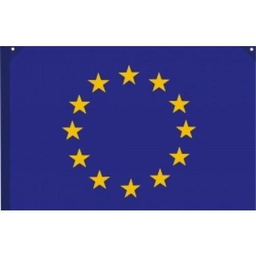 Bandiera EUROPA economica