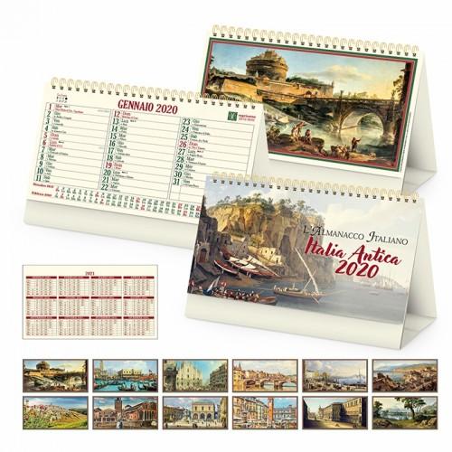 """Calendario """"Italia Antica"""""""