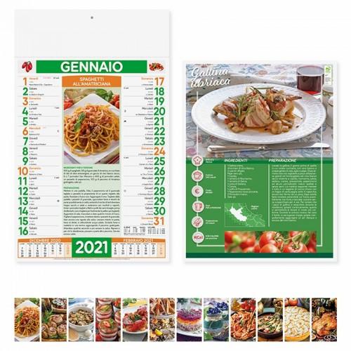 """Calendario """"GASTRONOMIA"""""""