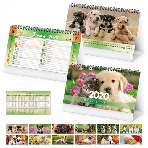 """Calendario """"Cani&Gatti"""""""