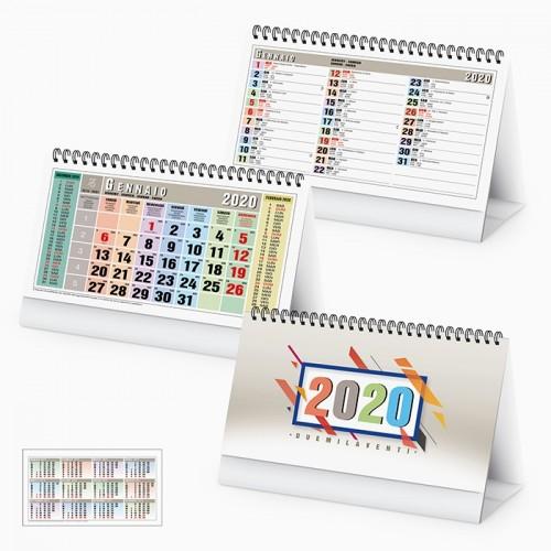 Calendario Multicolor