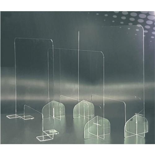 Schermo protettivo in plexiglass