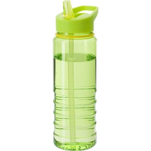 Borraccia botton push in Tritan, capacità 700 ml