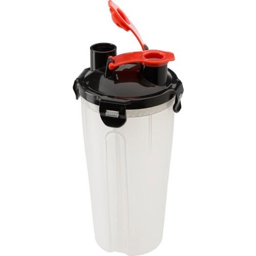 Borraccia shaker, capacità 350 ml