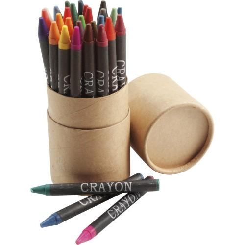 Set 30 colori a cera