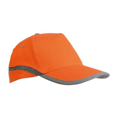 Cappellino alta visibilità