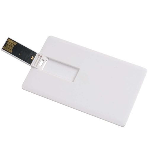 Chiavetta USB 4Gb, a forma di tessera