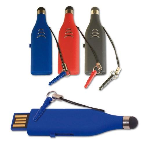 Chiavetta USB 4 Gb con mini jack