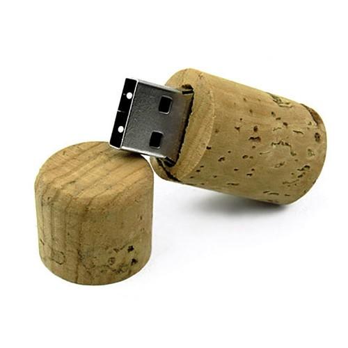 Chiavetta USB 4 Gb in sughero