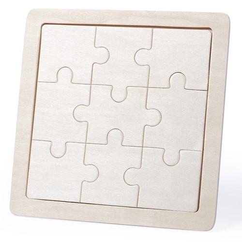 Puzzle in legno