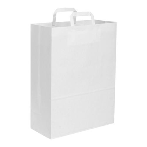 Shopper bianco 43x32x17