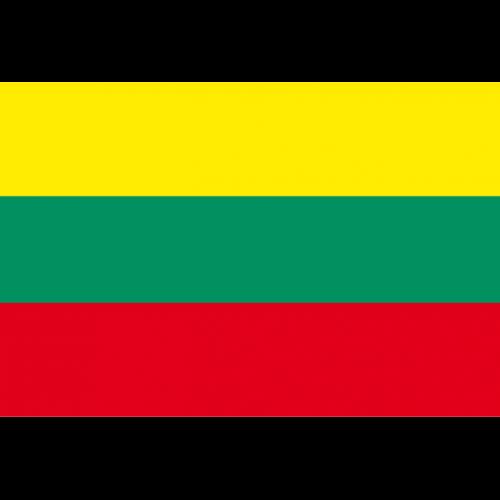 Bandiera LITUANIA in poliestere nautico