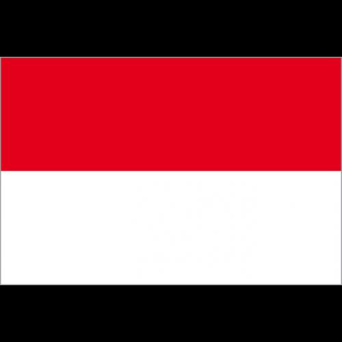 Bandiera MONACO in poliestere nautico