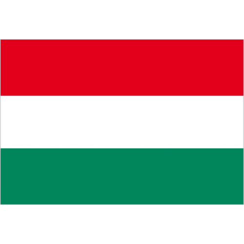 Bandiera UNGHERIA in poliestere nautico
