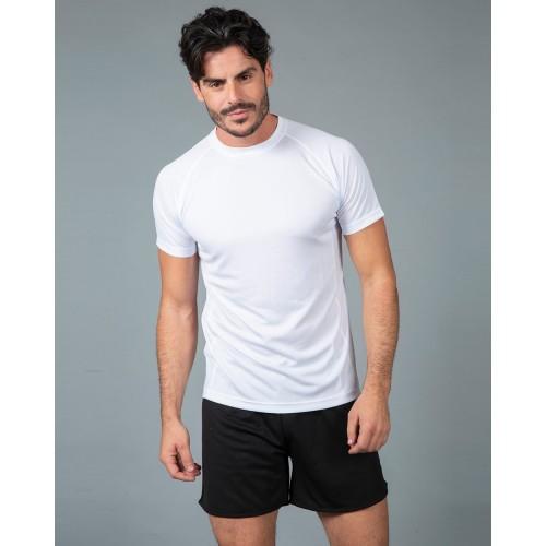 T-shirt sportiva manica corta