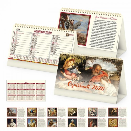 "Calendario ""Santi"""