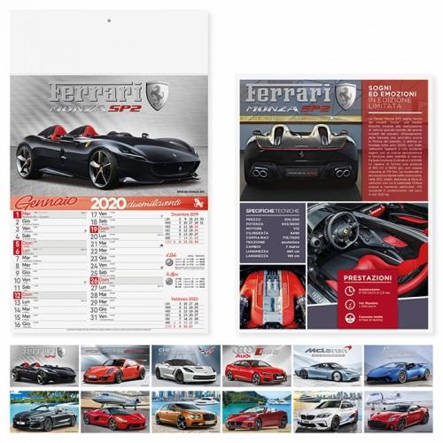 """Calendario """"AUTO SPORTIVE"""""""