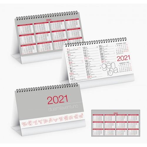 Calendario Moderno
