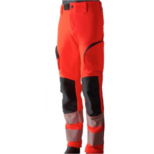 Pantalone Rosso ANPAS Alta Visibilita'