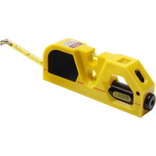 Flessometro 2 mt. con puntatore laser