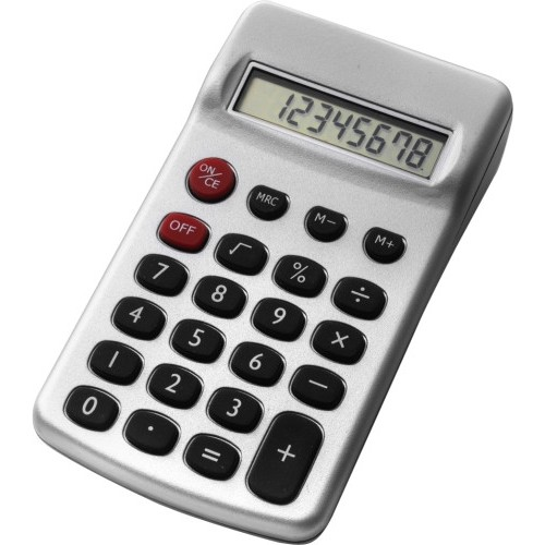 Calcolatrice 8 cifre